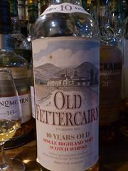 Old Fettercain 10yo 43% (eitaneko photos) Tags: old tokyo bottle august single whisky cl 43 malt 2014 10yo fettercain