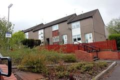 Tamfourhill.Falkirk. (boneytongue) Tags: council housing scheme falkirk tamfourhill
