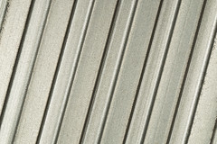 Odd one out (affectatio) Tags: macro texture lines metal silver seat grooves metz aluminium mpe65 15ms1 mecablitx