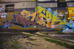 CLOZE (Electric Funeral) Tags: art wall digital canon photography graffiti midwest nebraska paint iowa fremont kansascity missouri lincoln kansas 5d omaha graff aerosol nme desmoines cloze councilbluffs flv upsk nonemoreevil