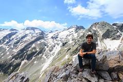 Nel Regno del Suretta (Roveclimb) Tags: mountain alps ice suisse hiking crest glacier ridge mountaineering alpinismo svizzera gletscher alpi montagna klettern cresta alpinism ghiacciaio arete splugen spluga arista escursionismo suretta graubunden grigioni seehorn vedretta rothornli surettaluckli