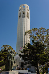 Coit Tower (locklan78) Tags: sanfrancisco coittower