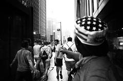 Hey Mr. President (s|VILE|n) Tags: blackandwhite streetphotography street candid philadelphia philly ricohgr