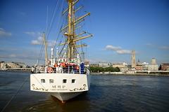 Tall Ship's Race 2016 Mir DST_4500 (larry_antwerp) Tags: mir antwerp antwerpen       port        belgium belgi          schip ship vessel        schelde        tallshipsrace