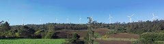 Eco-Spain (Dartmoor Mike) Tags: wind generator spain spanish camino de santiago finisterre fisterra muxia