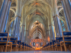 Bristol Cathedral (Wizard CG) Tags: world uk windows light england building heritage church architecture bristol cathedral ngc gothic indoor hdr trekker 12thcentury epl7