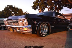 bomb night cruise (4) (jadafiend) Tags: bombs chevy dodge buick cruisers sedans ranflas downey california bobsbigboy spokes wires hydraulics hydros airride bagged trokitas trucking oldschool classics impala gbody justjdmphotog justjdmphotography teamnikon d7200