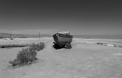 Bombay Beach, Salton Sea (STERLINGDAVISPHOTO) Tags: socal drought southerncalifornia saltonsea bombaybeach desertedplaces droughtstricken waterlevelreceding saltonseadryingup