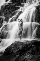 20160625-Sun Falls --20 (napaeye) Tags: lake tahoe napaeye laketahoe waterfalls fallenleaflake lillylake california ca women hairflip