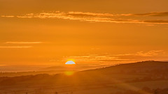 Good Morning World (dannie843) Tags: elements wales sunrise ceredigion sky
