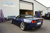 Corvette C6 Montage bei CK-Cabrio