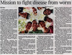 Courtesy of The Times (GALVmed) Tags: porcine cysticercosis neurocysticercosis epilepsy vaccinations