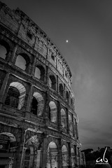 Monochrome Colosseum || Rome Italy (anoopbrar) Tags: italy italia colosseum buildings ancient history sunset sunrise town picturesque twilight city explore artistic art hillside hills landscape blue hour building landscapephotography nature outdoor night long exposure longexposure dusk citylights architecture urban travel sky sunlight travelphotography cities pantheon