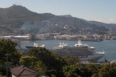 A ship view of Nagasaki bay (White_Dragon_09) Tags: bauschlomb baltar 7523