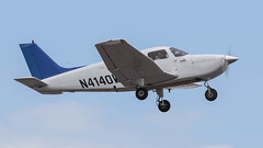 TransPac Piper PA-28-181 Archer N4140W (ChrisK48) Tags: 1999 aircraft airplane archer cherokee dvt kdvt n4140w pa28 phoenixaz phoenixdeervalleyairport piperpa28181 transpacaviationacademy