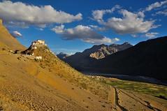 SPI_216 (soggy_3_16) Tags: spiti himalayas landscape nikon d90 key monastery