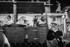 Pepe Reyes160814-012 (Pepe Reyes (jorego)) Tags: 2016 atraccin bn feria fotografacallejera streetphotography tren vaquero