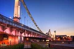 Evening light (Andrew Goldman) Tags: beautiful beauty bridge amazing light blue sky world nice great magnificent real photo photography like happy enjoy love evening summer river people walk speed moment capture reality best smile follow fave we