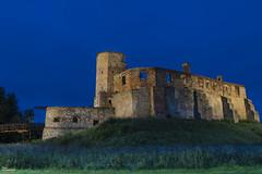 _DSC3696_n (fototaza) Tags: castle bishops siewierz polska poland blue sky light