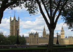 Houses of Parliament, London, England (Amethinah) Tags: 2013 uk unitedkingdom greatbritain england london housesofparliament bigben thames lambeth