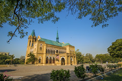 Frere Hall Karachi Pakistan (S.M.Rafiq) Tags: frerehallkarachi frerehall pakistan karachi sindh smrafiq british buildings henrybartlefrere architecture history building asia
