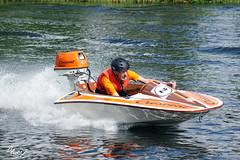 Crescent Speed Boat (a_lantz) Tags: boat water speed crescent sonyalphadslr fri fart gta kanal