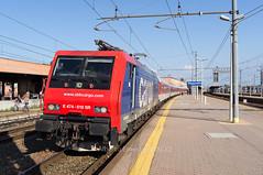 E 474 018 (railphoto) Tags: sbb cargo alessandria autozug e474 arenaways