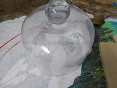 (Brynhild E Winther) Tags: drawing skulptur glas teikning ting objekt installasjon brynhildwinther