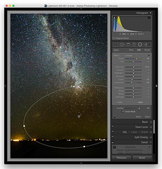 14/20: Light Pollution Milky Way Processing Tutorial (Torkn2U) Tags: night computer stars au australia valentine astro help software processing newsouthwales astronomy instructions editing nightsky guide tutorial lightpollution milkyway adobelightroom