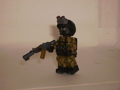 MGS2 Gurlukovich soldier (Brony-Drifter) Tags: 2 metal soldier lego gear special russian chapter spec tanker forces ops solid brickarms aks74u gurlukovich ttsko