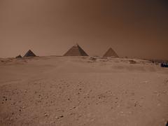 Pyramides of Giza, Cairo!