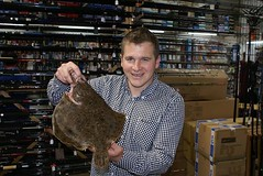 "Paul Blake First Shore caught Turbot • <a style=""font-size:0.8em;"" href=""http://www.flickr.com/photos/113772263@N05/18057021318/"" target=""_blank"">View on Flickr</a>"