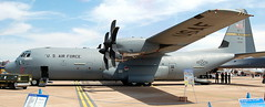 C-130 04-3142 (707-348C) Tags: littlerock military transport cargo usaf hercules prop turboprop c130 ffd fairford riat herc c130j propliner egva c30j