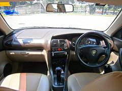 2004 Proton Waja 1.6 AT (ENH) in Ipoh, MY (31, Interior) (Aero7MY) Tags: 2004 car sedan malaysia 16 saloon ipoh enhanced proton enh waja 16l 4door impian at 4g18