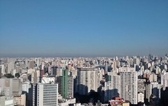 Viso Panormica de So Paulo (Luis F. Siqueira) Tags: cidade de centro sampa sp paulo so paulista viso panormica centro