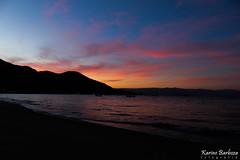 (Karine Barboza) Tags: litoral entardecer