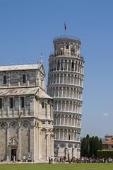a peek / sbirciatina (SamueleGhilardi) Tags: italy tower torre july pisa tuscany toscana luglio 2016 pendente