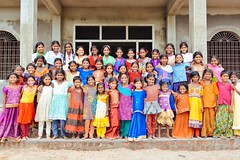 India: 113 children begin new academic school year in renovated and expanded school facilities (Peace Gospel) Tags: school girls friends cute boys students smile smiling kids children happy hope student education friend peace child friendship joy smiles adorable peaceful happiness orphan orphans thankful grateful empowered joyful gratitude groupshot educate hopeful empowerment empower