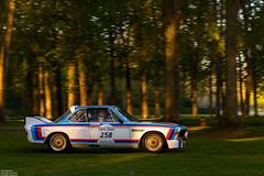 BMW 3.0 CSL (Ugo Missana - www.ugomissana.fr) Tags: tour auto optic 2000 edition 2016 wwwugomissanafr bmw 30 csl