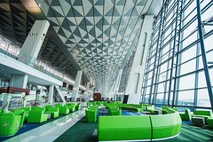 T3U BOARDING LOUNGE (30) (MYW_2507) Tags: airport bandara soetta cgk shia soekarnohatta cengkareng jakarta boardinglounge t3u terminal3 expansion