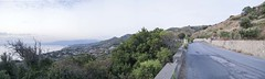 Panorama2_stradaFaroSup (Cristianbe) Tags: blackwhite messina rudere torrefaro messine farosuperiore casamulino