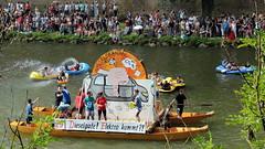 Schwrmontag 2016 in Ulm an der Donau (horidole) Tags: ulm nabada ulmanderdonau
