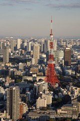 Tokyo (Rolandito.) Tags: japan nippon tokio tokyo tower cityscape roppongi hills mori