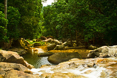 HIN LAT Waterfall     Koh Samui, Thailand (ernesto teruya) Tags: thailand kohsamui waterfall