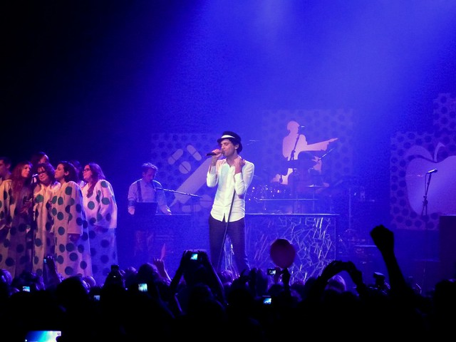 Mika - Casino de Paris, Paris (2012)