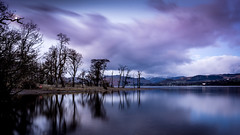 Ullswater Dawn (Tim Allott) Tags: reflections clouds dawn longexposure lake ullswater march2016 lakedistrict