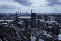Stratty (PSY:OPS) Tags: rooftopping skyscraper cityscape london cityoflondon highrise thegherkin canon 700d eos trespass theshard stpaulscathedral bishopsgate bttower thewalkietalkie stratford arcelormittalorbit