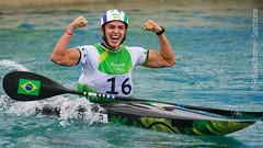 Pedro Gonalves (Canoagem Brasileira) Tags: jogos olmpicos rio 2016 complexo deodoro canoagem slalom rob van bommel pedro gonalves cbca id 1103