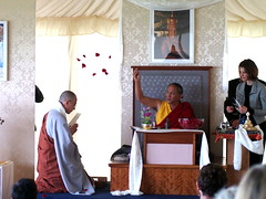 Taking Refuge with Dzigar Kongtrul Rinpoche (Olivier Rich) Tags: dzigar kongtrul rinpoche bohatch mangala shri bhuti
