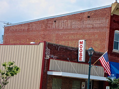 Loyal Order of Moose, Effingham, IL (Robby Virus) Tags: effingham illinois loyal order moose lodge fraternal organization sign signage building